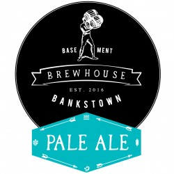 Basement Brewhouse Pale Ale