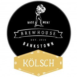 Basement Brewhouse Kolsch