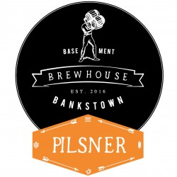 Basement Brewhouse - Pilsner