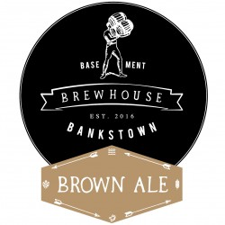 Basement Brewhouse - Brown Ale