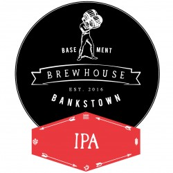 Basement Brewhouse - IPA
