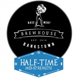 Basement Brewhouse - Halftime